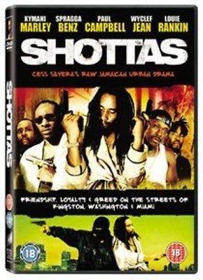 Shottas - DVD Region 2