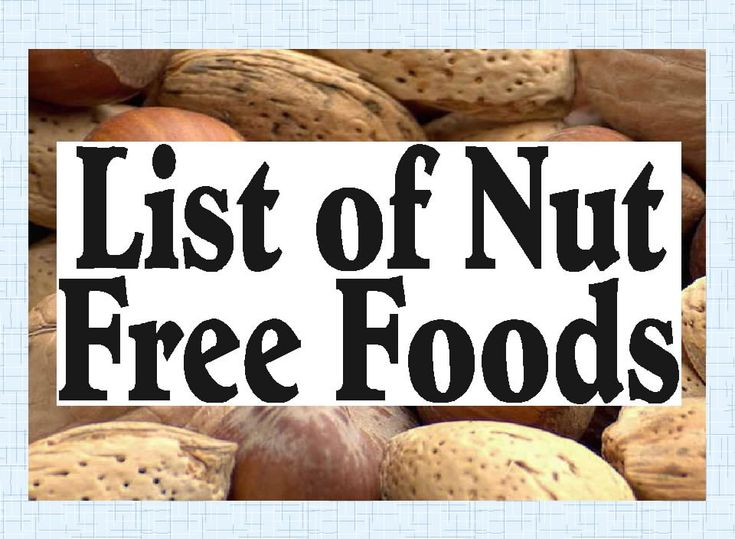 no tree nuts | home nut allergy blogs alcohol drinks that contain nuts avoiding