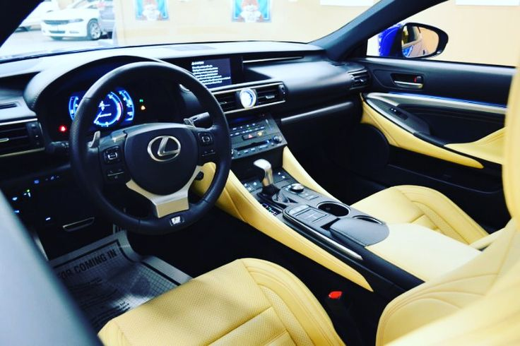 2016 Lexus RC 300 AWD FSport Only 2800 Miles! Automatic