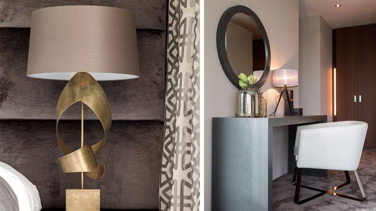 1000 idee n over moderne slaapkamers op pinterest slaapkamers luxe slaapkamers en modern - Verriere kamer ...