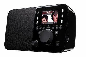 Logitech Squeezebox 930-000102 Internet Radio - 80 MB HDD - Wi-Fi - AA by Logitech. $227.59