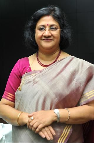 Arundhati Bhattacharya - Chair-Managing director, State Bank of India, India