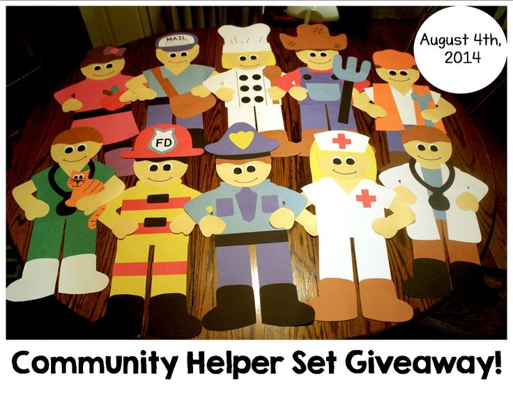Community Helpers Theme Science Activities Archives