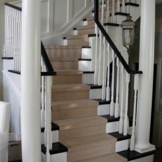 17 best images about stair carpet runners on pinterest for Georgian staircase design
