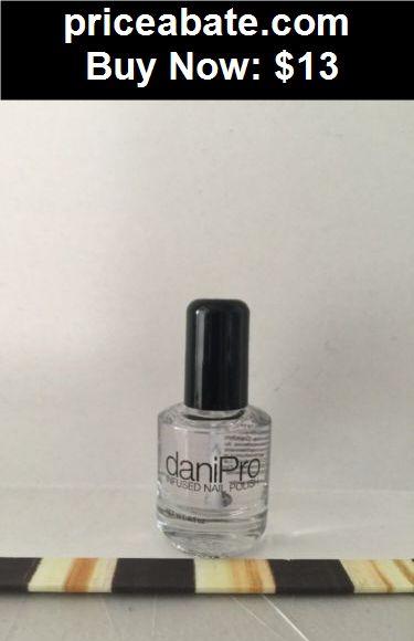 nails: NEW DaniPro, Dani Pro antifungal nail polish, fungus nails,podiatry TOP COAT - BUY IT NOW ONLY $13