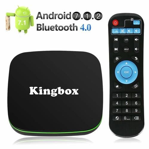 Find & Get new information useful Kingbox Android TV Box, K1 Android