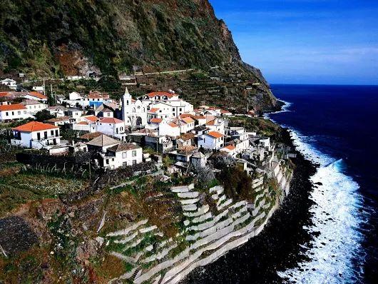 Jardim do Mar - Fique a conhecer os tesouros da Madeira em: www.asenhoradomonte.com