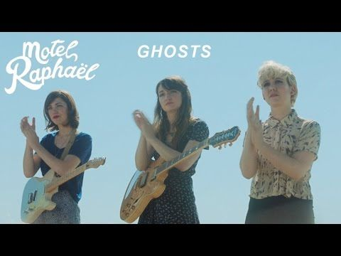 Motel Raphaël, a young Indie-pop band from Montreal, just released new haunting video for Ghosts