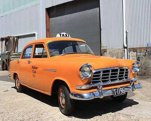 Holden FC Taxi