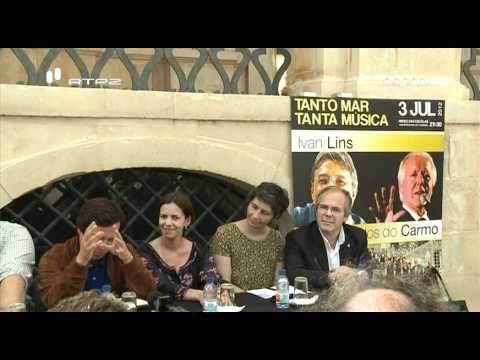 """Publicado em 22/06/2012 """"Tanto Mar, Tanta Música"""": um espectáculo que celebra a candidatura da Universidade de Coimbra a Património Mundial da Humanidade, marcado para dia 3 de Julho, em Coimbra."""