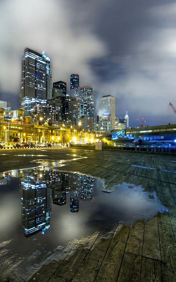 ✯ Emerald City of Seattle