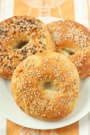 Gluten-Free Bagels!!!