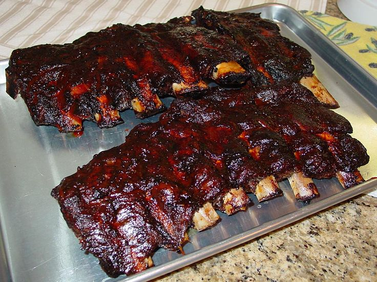 how to cook ribs in oven after parboiling