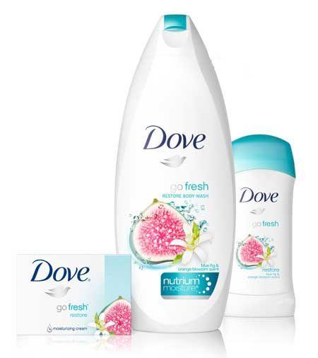 Dove Go Fresh Restore Blue Fig and Orange Blossom