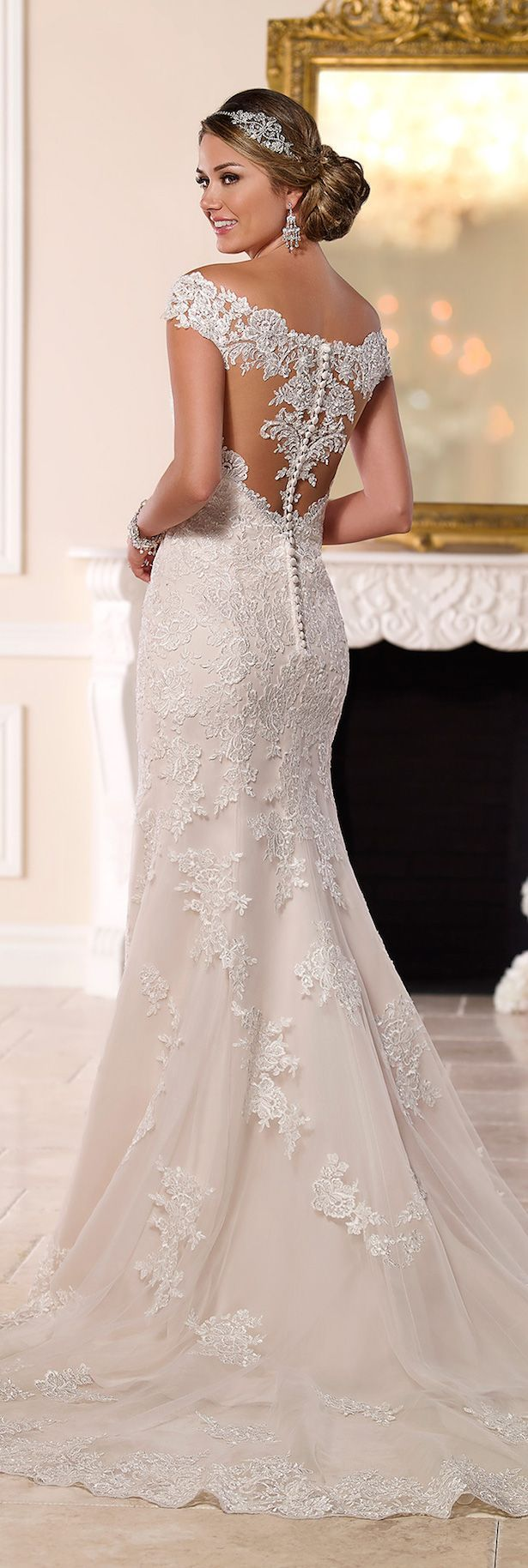 Dress designed by Stella York View Post View Gallery FIND A STORE