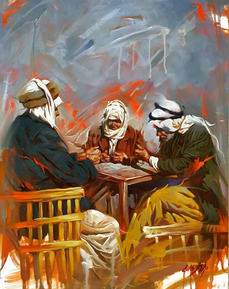 Wonderful work by ALI NEMAH