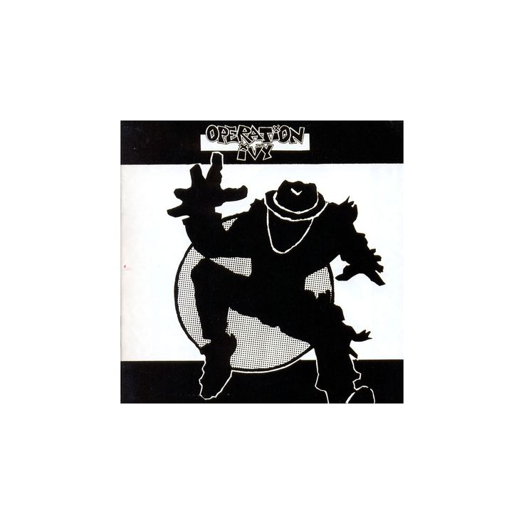 Operation ivy - Operation ivy (CD)