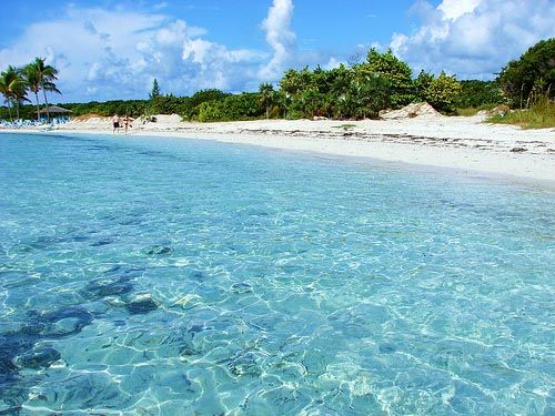 "Coco Cay, Royal Caribbean's Private Island.  Beautiful beaches, fabulous snorkling and the best drink ""Coco Loco""!"