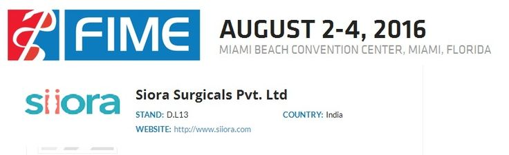 Interested in innovative ‪#‎orthopedic‬ ‪#‎implants‬ and ‪#‎Instruments‬? Come see us at Stall No.- D.L 13 Fime Show  http://www.siiora.com/fime-show---2016---fix-an-appointment.html
