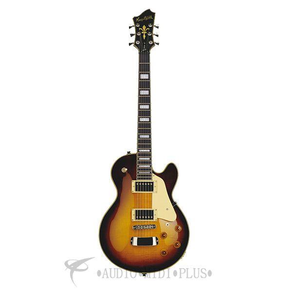 Hagstrom Super Swede Electric Guitar Vintage Sun Burst - SUSWE-VSB-U