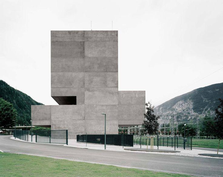 Bechter Zaffignani: Zentrale Kraftwerks-Leitstelle der TIWAG in Silz, Tirol