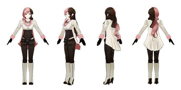 neo rwby sheena duquette rwby pinterest cosplay
