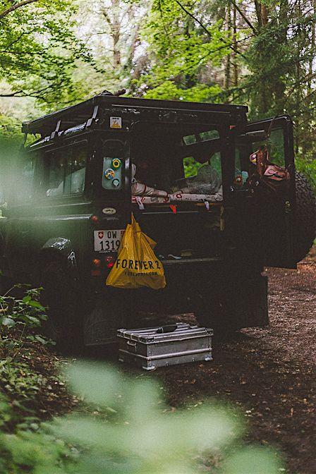 Land Rover Defender 90 Td4 Sw camping Adventure.