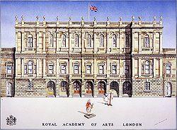 Royal Academy of Arts: London