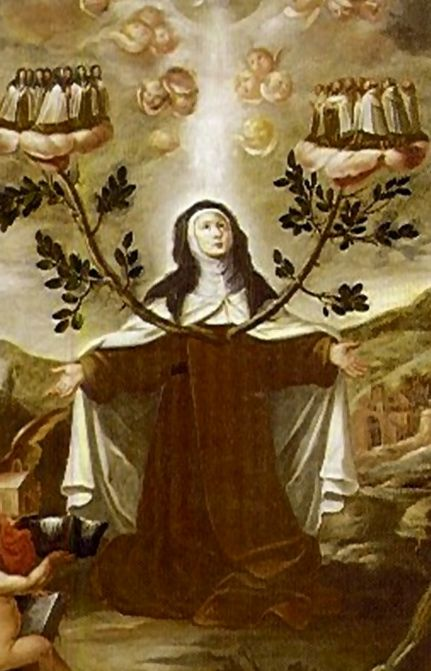 "Feast of All Carmelite Saints {Nov.14}  ""What numbers of saints we have in heaven who have worn this habit of ours!  We must have the holy audacity to aspire, with God's help, to be like them.  The struggle will not last long, but the outcome will be eternal."" ~ St. Teresa of Avila"