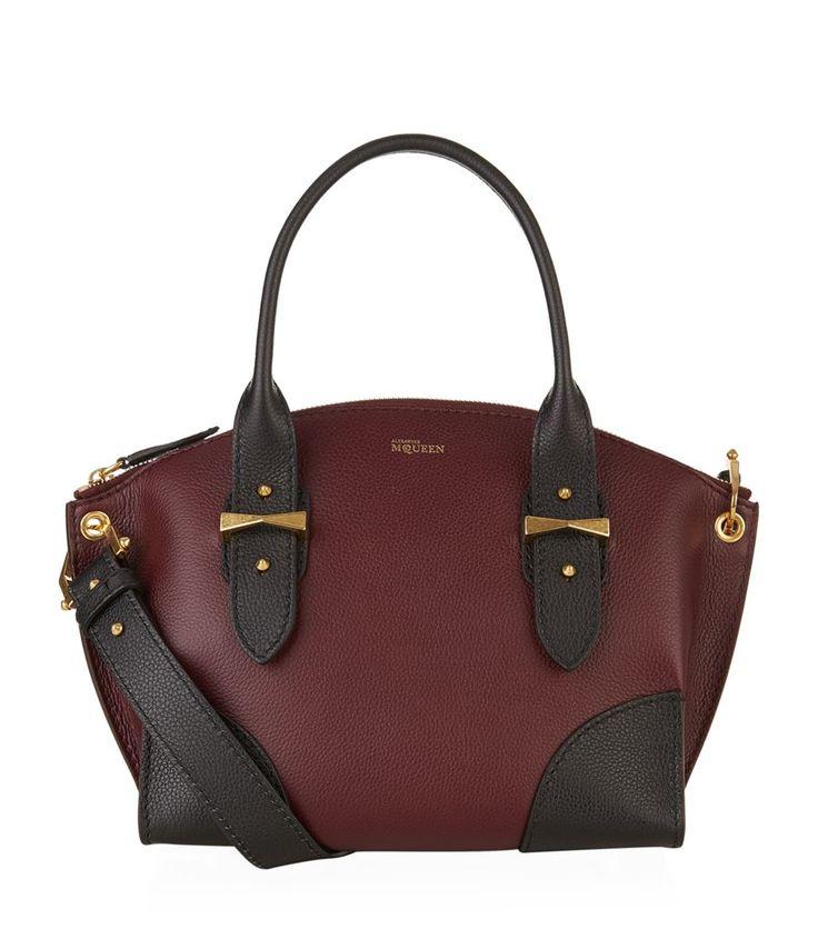 Alexander McQueen Small Bi-Colour Legend Bag