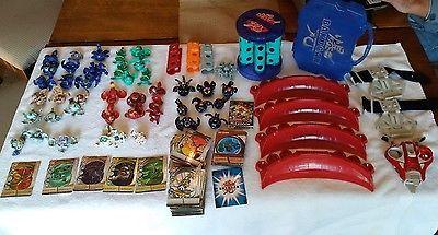 LOT 170+ item Bakugan Battle Brawlers Collection Figures/Cards/Case/Shooter/Belt - http://hobbies-toys.goshoppins.com/trading-card-games/lot-170-item-bakugan-battle-brawlers-collection-figurescardscaseshooterbelt/
