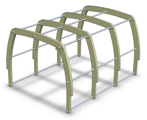 25 best ideas about truck canopy on pinterest truck bed for Build your own canopy frame