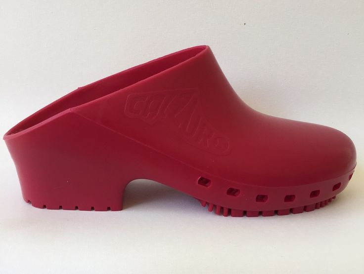 Nursing Clogs - Calzuro Maroon - MediMore.com.au - these look great, but I'm not sure I can wear rubber things anymore....