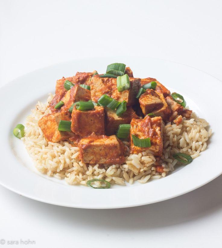 Easy recipe for Braised BBQ Tofu #vegan http://www.homemadelevity.com/braised-bbq-tofu/