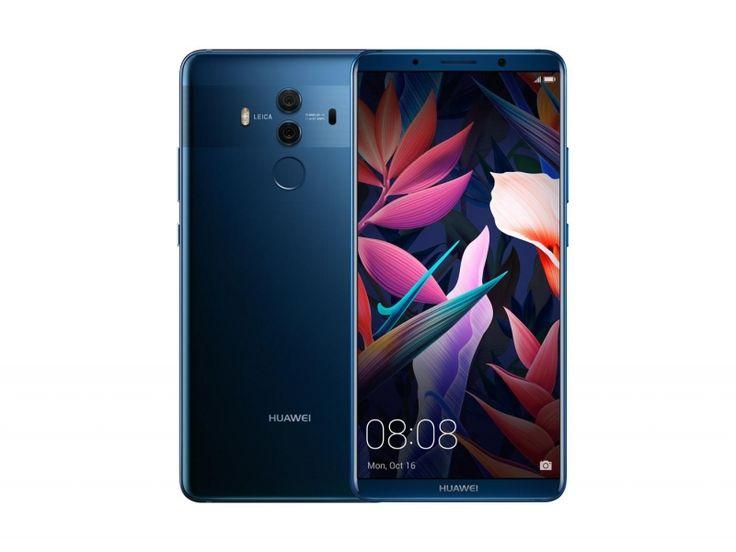 Huawei Mate 10 Pro Dual SIM niebieski -387246 - Zdjęcie 1