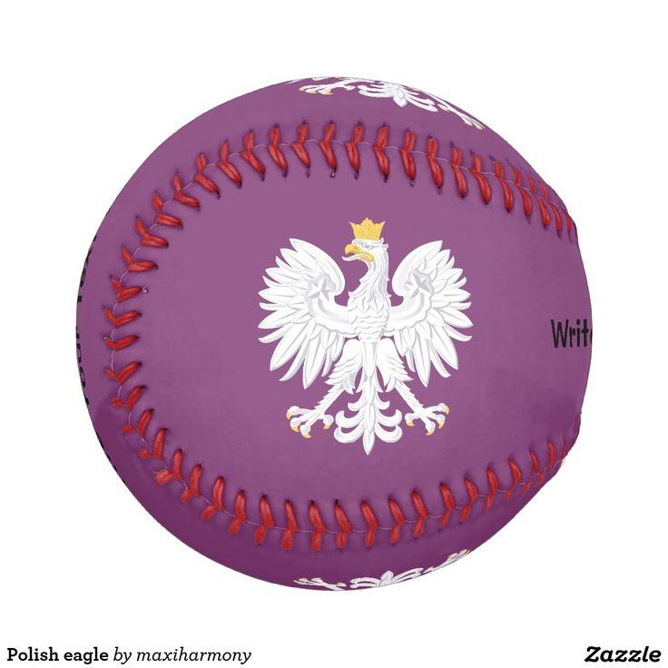 Polish eagle baseball