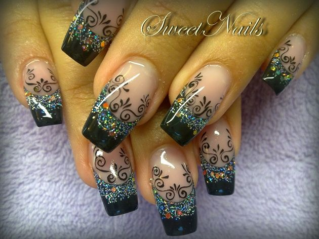 fashionable by SweetNails24
