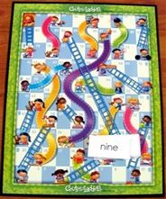 Easy to do in any language! Use number word cards to play Chutes and Ladders, move that many spaces on the game board as long as you can read the word.