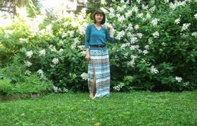 Another Sewing Scientist: Sew Weekly Reunion Pantone Challenge