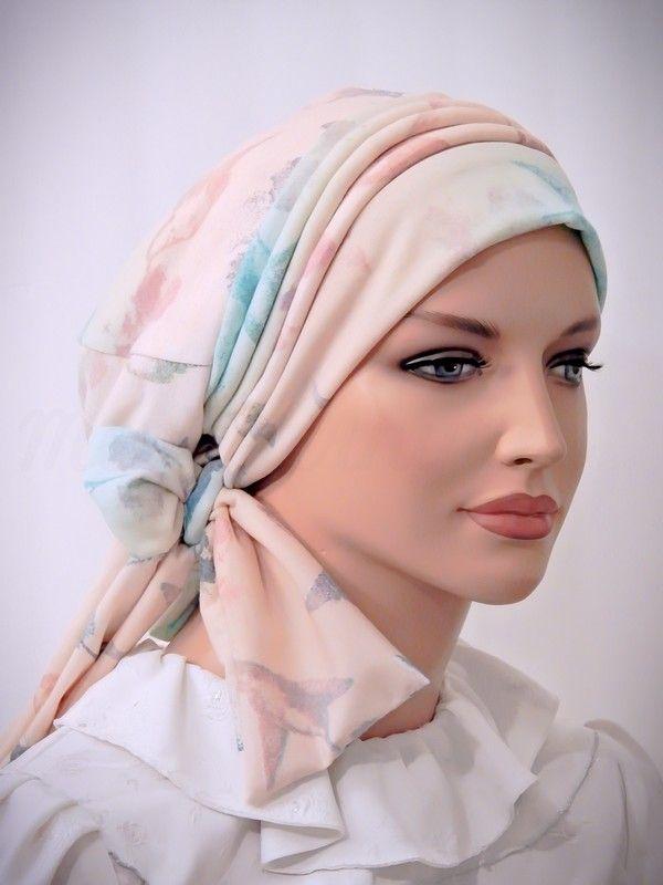 210 besten Hair Coverings Bilder auf Pinterest   Schals, Haarnetz ...