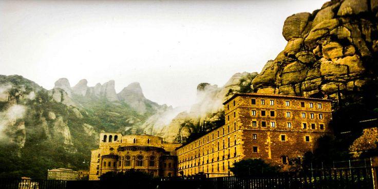 Caminos de Santiago: Cami de Sant Jaume [Montserrat]