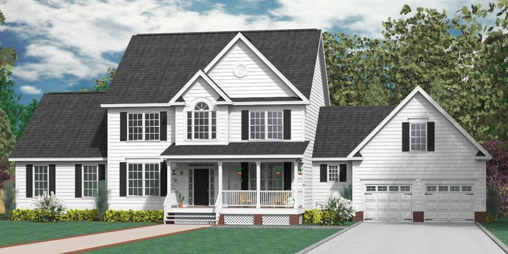Best 164 two story house plans images on pinterest for 2 story house plans master bedroom downstairs