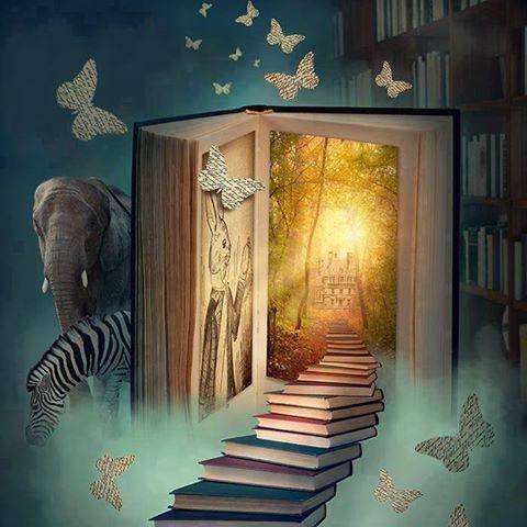 Great magic inside a book !!!! <3 <3 <3