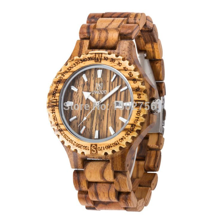 Free Shipping Mens Wooden Watches Top Brand Luxury Watch 2016 Newest Japan Movement Zebra Wood Men Big Wristwatches Best Gift #>=#>=#>=#>=#> Click on the pin to check out discount price, color, size, shipping, etc. Save and like it!
