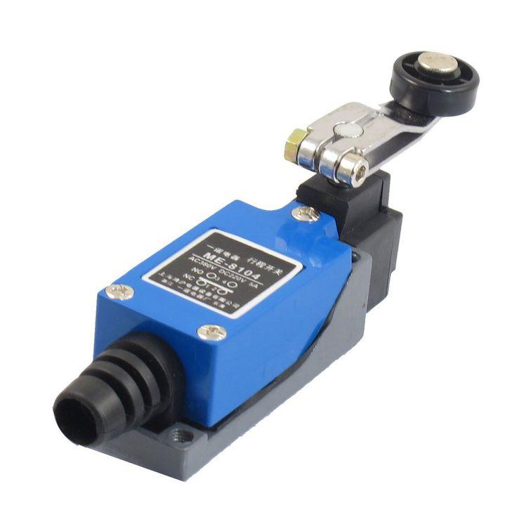 THGS ME-8104 Rotatif En Plastique Rouleau Bras Fin de Course pour CNC Mill Plasma