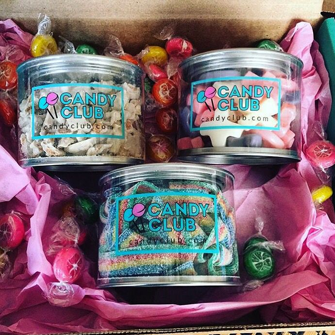 A box of all of my favorite types of candy!!  : instagram.com/craycray9599 #CandyClub