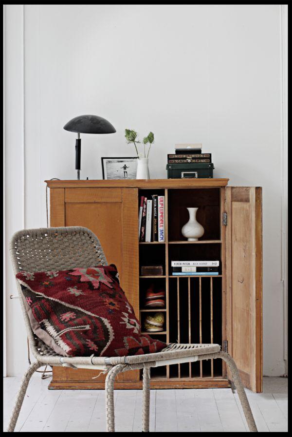 pillow & chair