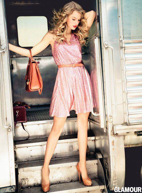 Glamour Magazine 2012
