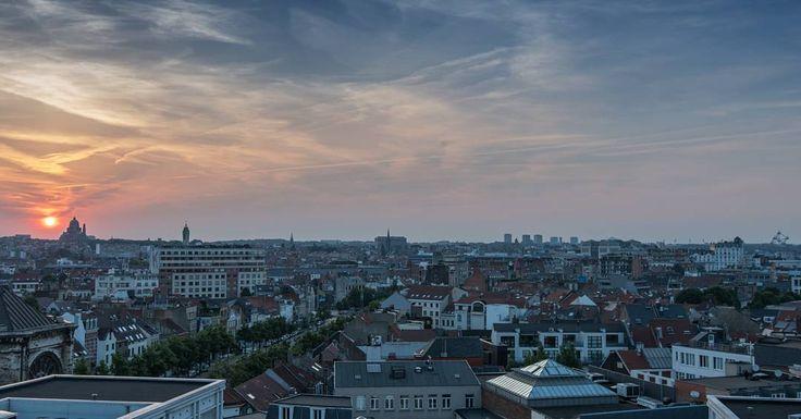 20 years later I finally tried this spot #parking58 #view #landscape #Brussels #mycity @nikoneurope @nikonbelgium @beautifulbelgiumbe #city #belgium #landscape #urban #view #europe #nikon #d500 #sigma #18-35