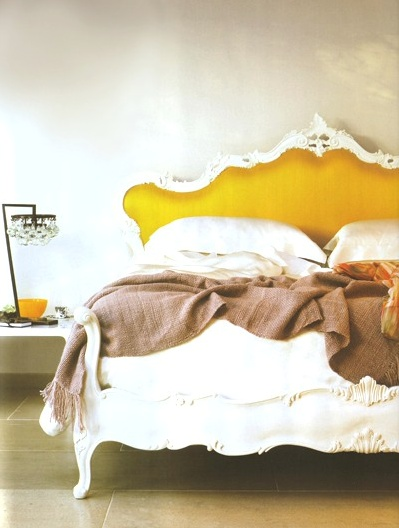 mustard!!: Decor, Interior, Beds, Dream, Color, Headboards, Bed Frame, Yellow, Bedrooms